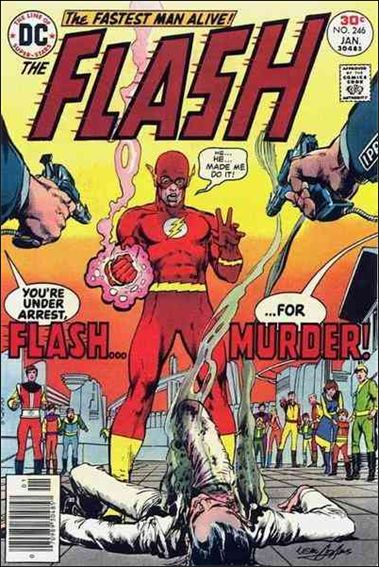 Flash (1959) 246-A by DC