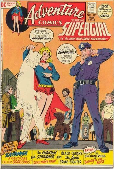 Adventure Comics (1938) 419-A by DC
