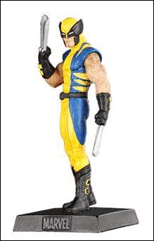 Classic Marvel Figurine Collection (UK) Wolverine by Eaglemoss Publications