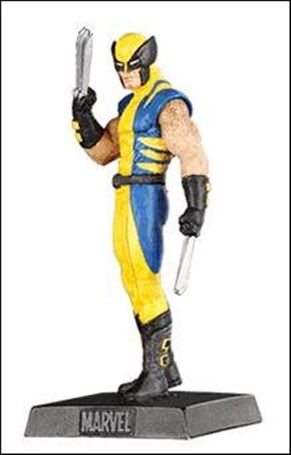 Classic Marvel Figurine Collection (UK) Wolverine