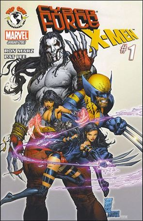 Cyberforce/X-Men 1-A