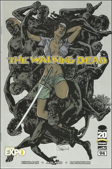 Walking Dead (2003) 94-B by Skybound Entertainment