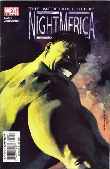 Hulk: Nightmerica 4-A by Marvel