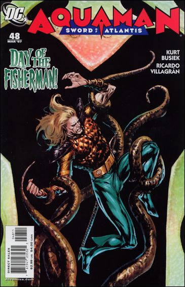 Aquaman: Sword of Atlantis 48-A by DC