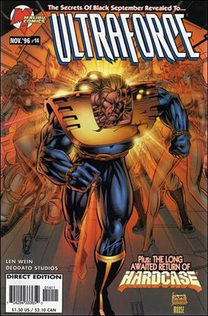 UltraForce (1995) 14-A