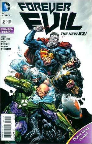 Forever Evil 3-C by DC