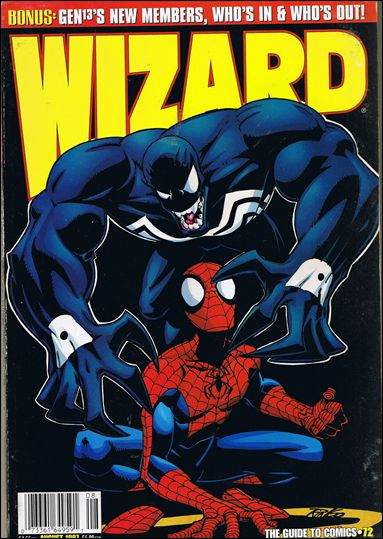 Wizard: The Guide to Comics 72-A by Wizard Press