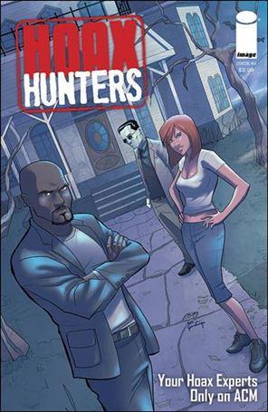 Hoax Hunters (2012) 9-A