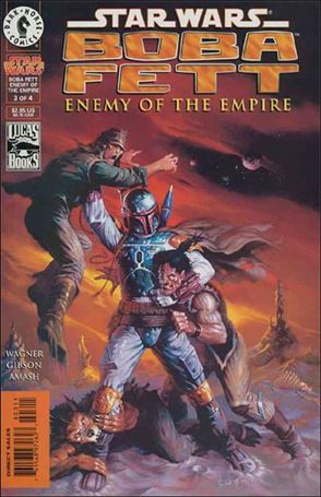Star Wars: Boba Fett - Enemy of the Empire 3-A