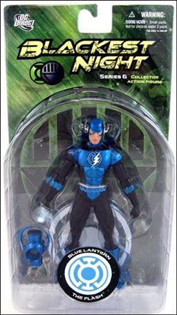 Blackest Night (Series 6) Blue Lantern The Flash