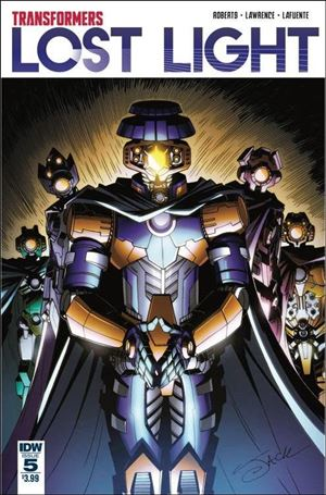 Transformers: Lost Light 5-A