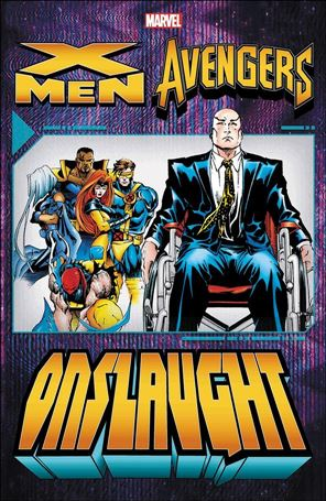 X-Men/Avengers: Onslaught 3-A