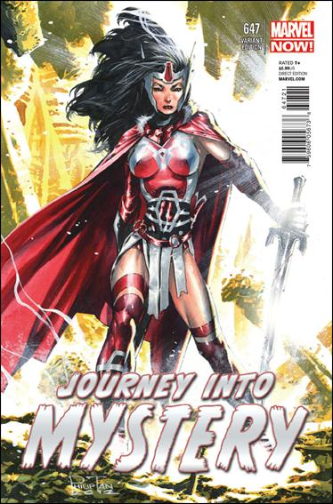 Journey into Mystery (1952) 647-B by Marvel