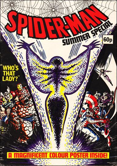 Amazing Spider-Man Summer Special (UK) nn5-A by Marvel UK