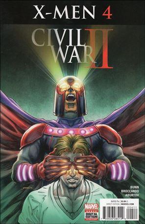 Civil War II: X-Men 4-A