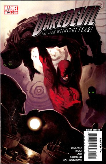 Daredevil (1998) 110-A by Marvel