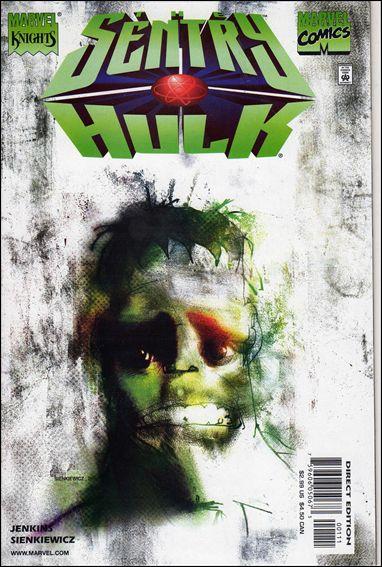Sentry/Hulk 1-A by Marvel