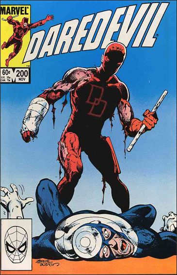 Daredevil (1964) 200-A by Marvel
