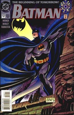 Batman (1940) 0-A