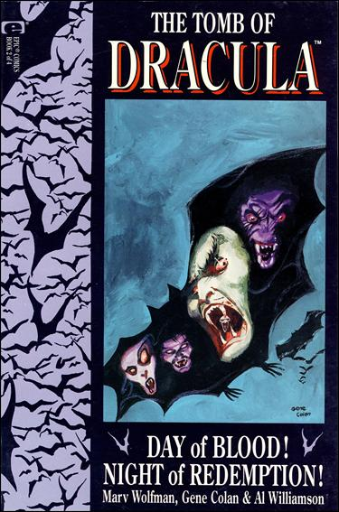 Tomb of Dracula (1991) 2-A by Epic