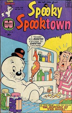 Spooky Spooktown 65-A