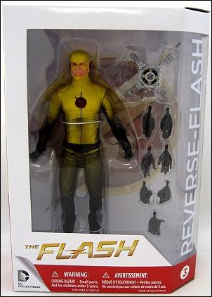 DC Comics: The Flash TV Series Reverse-Flash by DC Collectibles