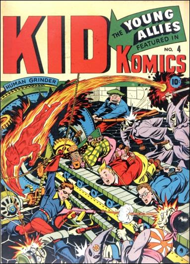 Kid Komics 4-A by Marvel