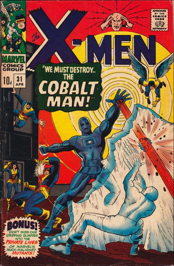 X-Men (1963) 31-B by Marvel