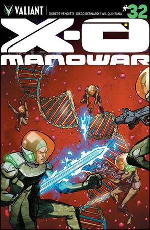 X-O Manowar (2012)  32-C
