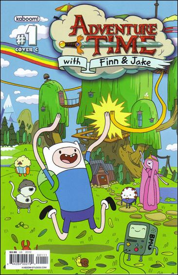 Adventure Time 1-C by Kaboom!