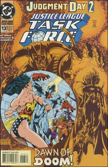 Justice League Task Force 13-A by DC