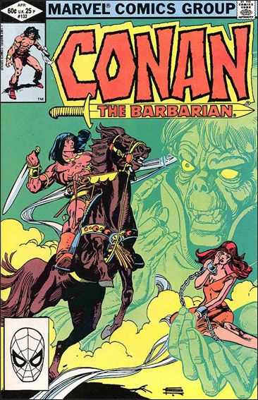 Conan the Barbarian (1970) 133-A by Marvel