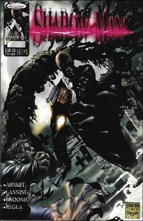 Shadowman (1999) 5-A