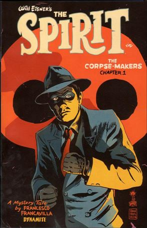 Will Eisner's The Spirit: Corpse Makers 1-A