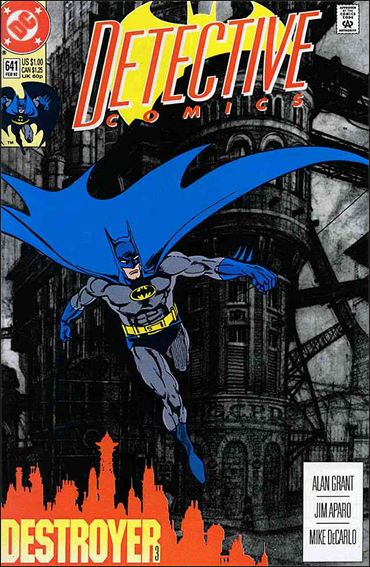 Detective Comics (1937) 641-A by DC