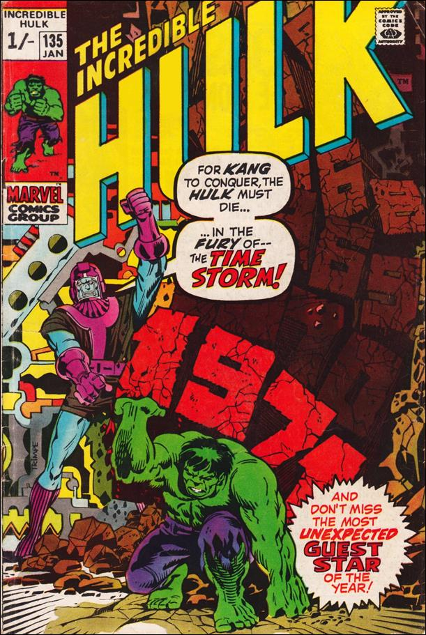 Incredible Hulk (1968) 135-B by Marvel