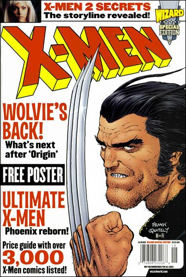 Wizard's X-Men Special 2002-A by Wizard Press