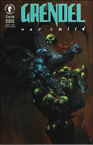 Grendel: War Child 2-A by Dark Horse