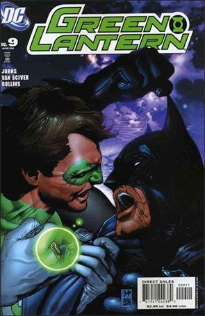 Green Lantern (2005) 9-A