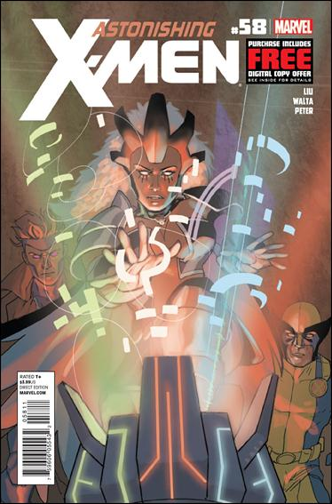 Astonishing X-Men (2004) 58-A by Marvel