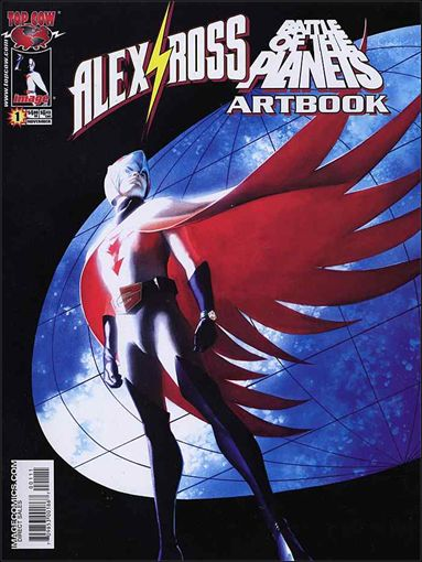 Alex Ross: Battle of the Planets Artbook 1-A by Top Cow