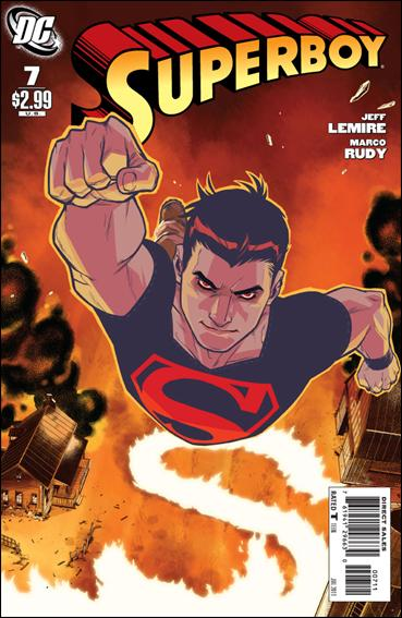 Superboy (2011/01) 7-A by DC