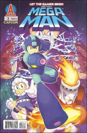 Mega Man 3-A