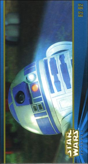Star Wars: Episode I Widevision: Series 2 (Base Set) 10-A by Topps