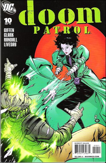 Doom Patrol (2009) 10-A by DC