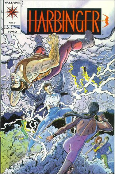 Harbinger (1992) 0-B by Valiant