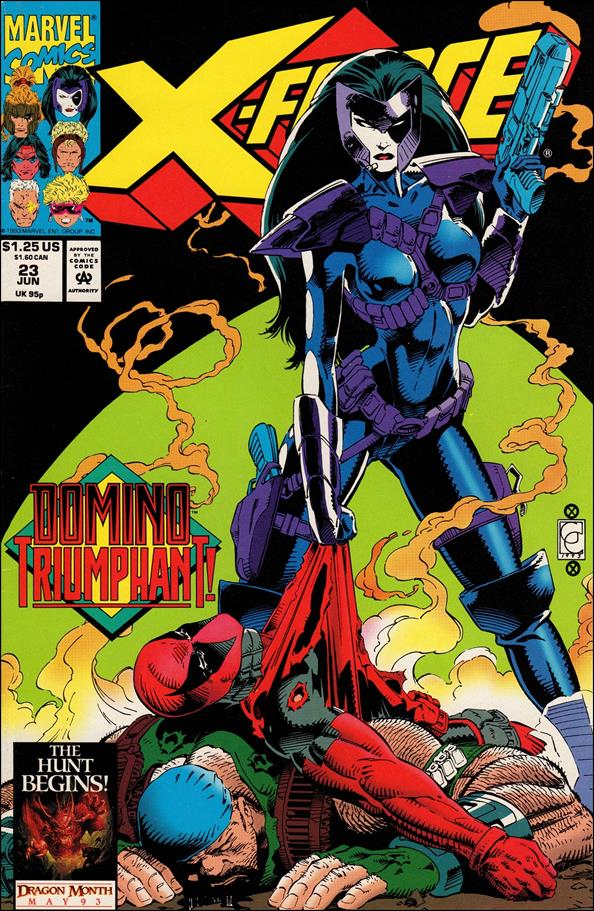 X-Force (1991) 23-A by Marvel