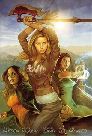 Buffy the Vampire Slayer Season 8 Library 1-A
