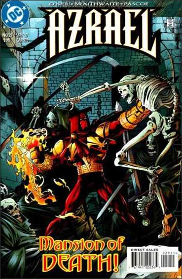Azrael (1995) 29-A by DC