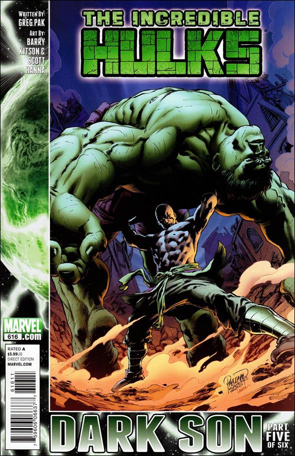 Incredible Hulks 616-A by Marvel